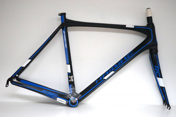 Haibike Speed RC carbon-matt/teamblue Rennrad Rahmenset (MY13)