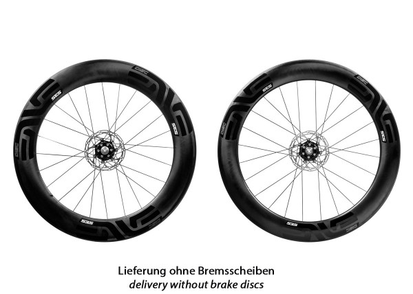 ENVE SES 7.8 Disc Clincher Laufradsatz / Chris King R45 / Centerlock Scheibenbremse