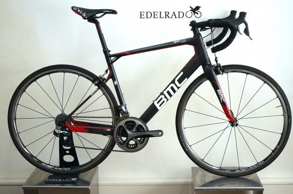 BMC GranFondo 01 GF01 DuraAce DI2 Team Red / Vorführrad mit max. 500 km TOP-ZUSTAND