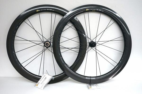 Corima WS black 58mm DX Disc-Brake / Scheibenbremse - Laufradsatz