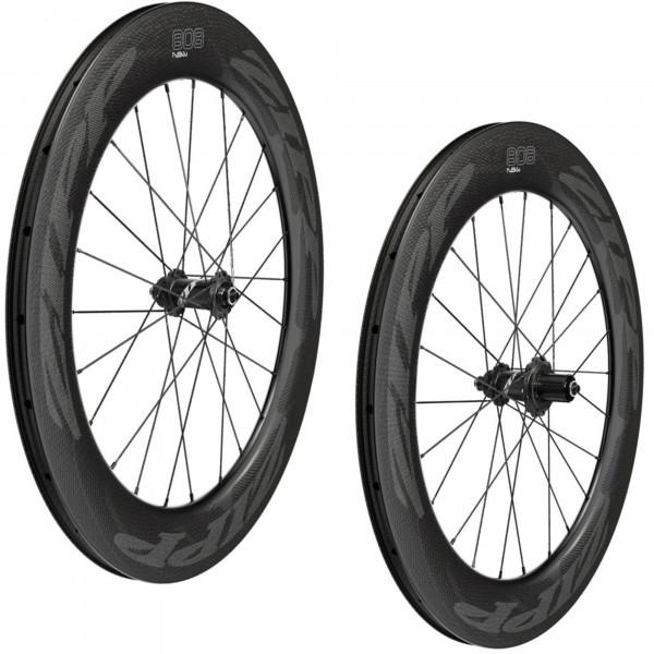 Zipp Laufrad 808 NSW Carbon Clincher Tubeless Disc Laufradsatz