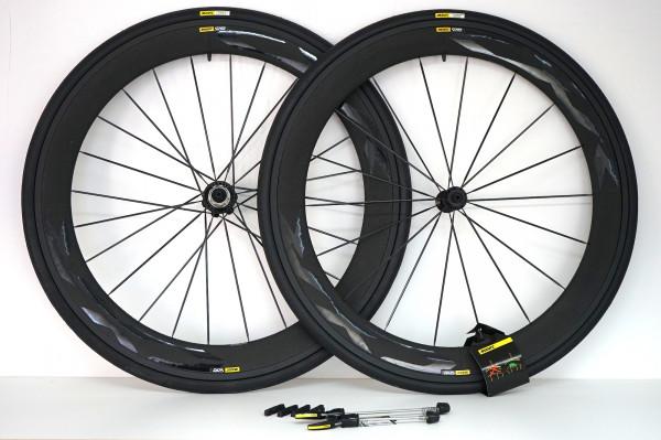 Mavic CXR Exalith WTS Laufradsatz inkl. Reifen