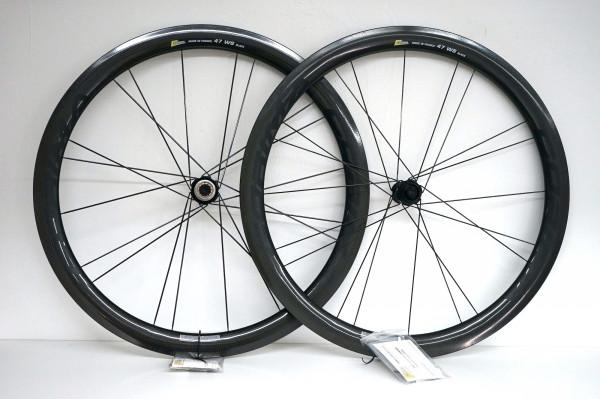 Corima WS 47mm black DX Disc-Brake / Scheibenbremse (2021) - Laufradsatz