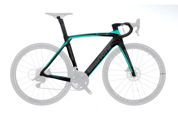 Bianchi OLTRE XR4 Disc Rahmenset (2019) Color: BZ
