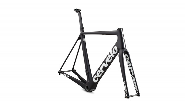 Cervelo R3 Disc Rahmenset 2020 black/white