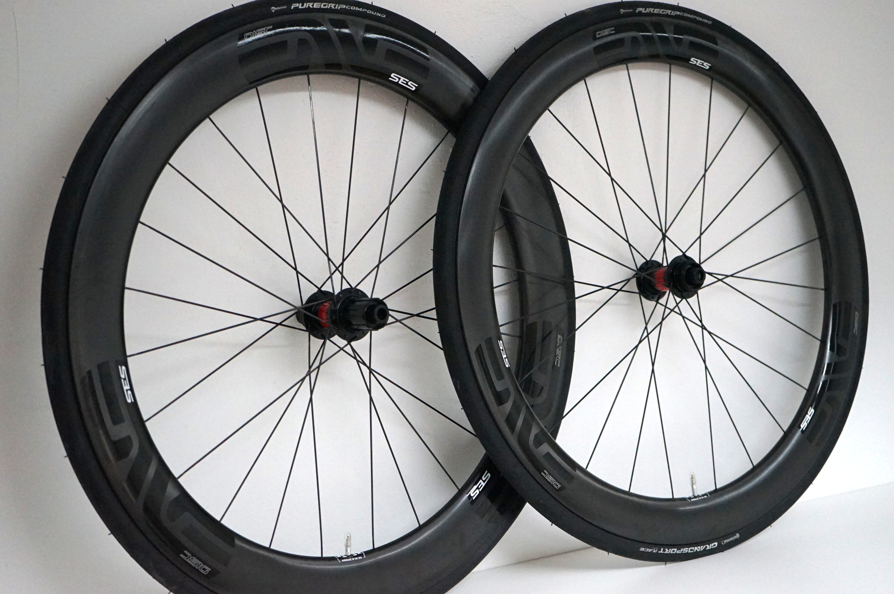 Cyclocross Bikes For Sale >> ENVE 5.6 SES Carbon Clincher Disc DT240S incl. Conti ...