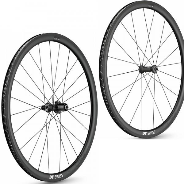 DT Swiss PRC 1400 SPLINE® 35 Laufradsatz