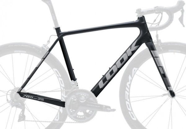 LOOK 785 Huez RS black/grey matte (2019)