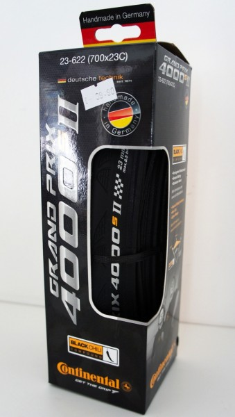 Continental Grand Prix GP4000S II - Faltreifen