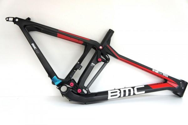 BMC TrailFox 01 TF01 Rahmenset team-red 2015  ohne Dämpfer