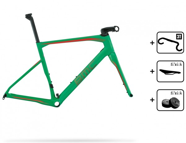 BMC RM01 Roadmachine 01 MODULE candy green (2018)