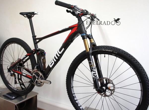 BMC Fourstroke 01 FS01 Shimano XTR 3x10 - Team Red