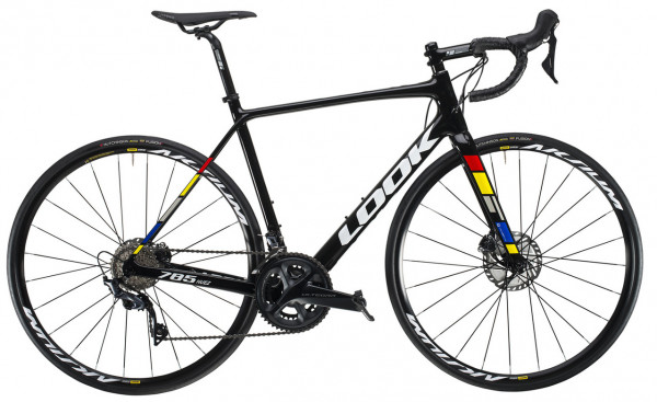 LOOK 785 Huez DISC ULTEGRA Hydr. Aksium 2019 proteam black glossy 19