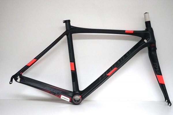 Haibike Affair RX carbon-matt/orange Rennrad Rahmenset (MY13) nur 50cm