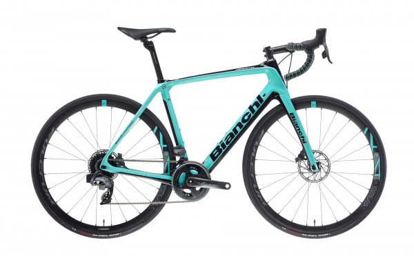 Bianchi INFINITO CV Disc Sram FORCE AXS (2020) Color: 2A