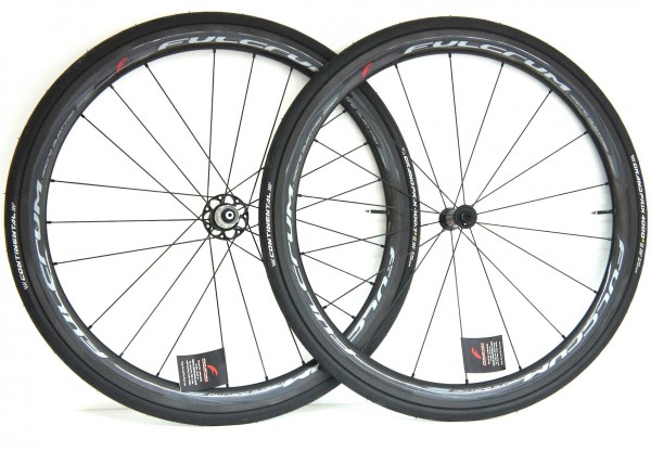 FULCRUM Racing Quattro Carbon Clincher Laufradsatz