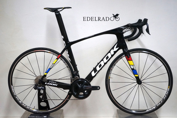 LOOK 795 Aerolight ZR Ultegra Di2 Aksium (2018) pro-team black