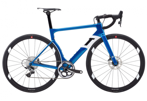 3T Strada PRO Sram Force blue/white