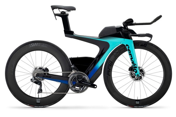 Cervelo PX-SERIES DURA ACE DI2 (2020) teal/navy