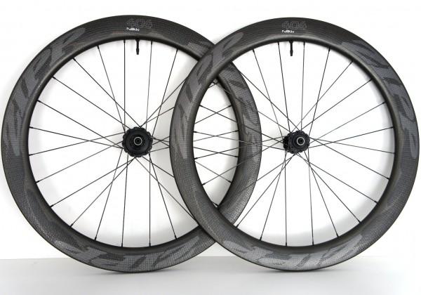 ZIPP 404 NSW Carbon Clincher Tubeless Disc brake (Laufradsatz für Shimano/Sram bis 11-fach)