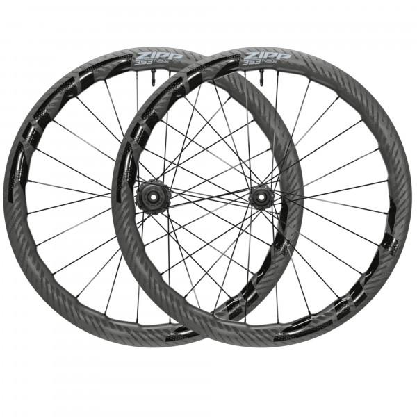 Zipp 353 NSW tubless disc-brake (2021) Laufradsatz
