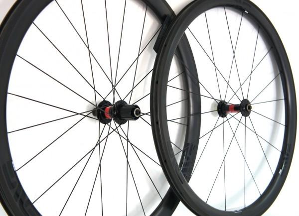 ENVE NEW SES 3.4 Laufradsatz DT240 Carbon Clincher