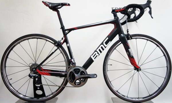 BMC GF01 DuraAce DI2 Team Red