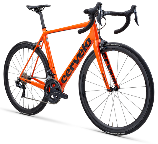 Cervelo R3 Ultegra Di2 (2019) orange