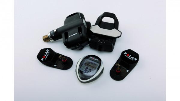 Look Pedale KEO Power Complete Kit GPS
