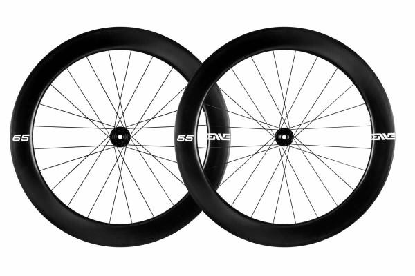 Enve 65 disc brake Foundation / carbon clincher tubeless Laufradsatz