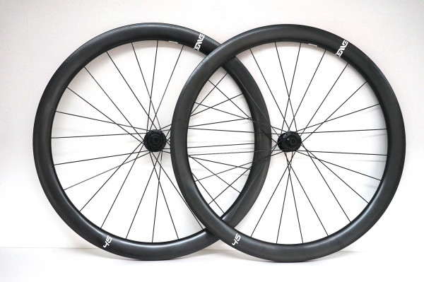 Enve 45 disc brake Foundation / carbon clincher tubeless Laufradsatz