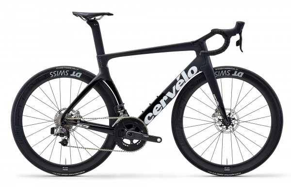 Cervelo S5 Disc Sram Red eTap (2x11) - DT Swiss ARC 1450 48mm