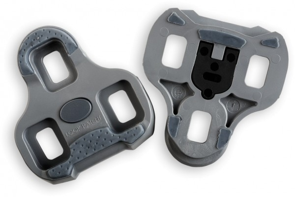 Look Keo Grip Pedalplatte grey 4,5°