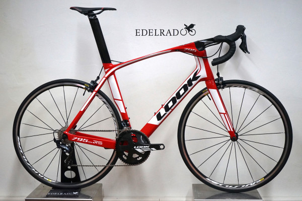 LOOK 795 Light RS ULTEGRA Aksium (2018) white/red