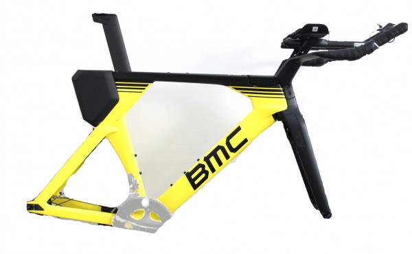 BMC TimeMachine 01 Rahmenset yellow/black TM01