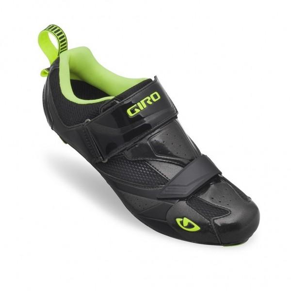 GIRO Mele Tri - schwarz - Triathlonschuh