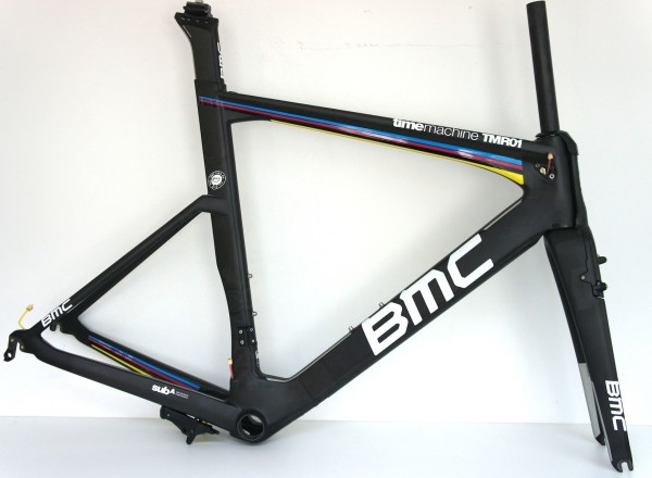 BMC TimeMachine Road TMR01 Rahmenset CMKY