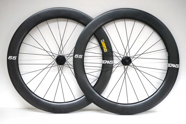 Enve 65 disc brake Foundation / carbon clincher tubeless Laufradsatz