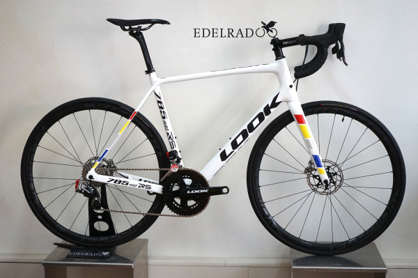 LOOK 785 HUEZ RS DISC Sram eTap 2x11 white (2019)