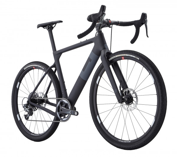 3T Exploro LTD Force Carbon mattschwarz