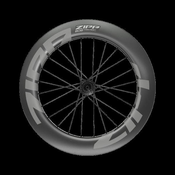 ZIPP 808 Firecrest Tubeless für Scheibenbremsen (2021) Laufradsatz
