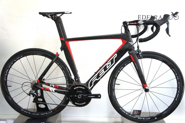 FELT AR1 DuraAce und Fulcrum Racing Carbon 2016