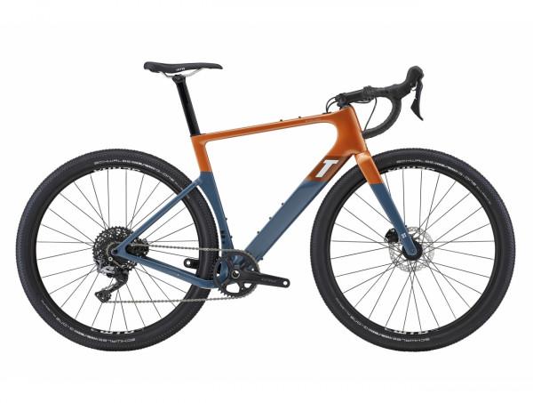 3T EXPLORO MAX GRX 1X11 (2021) orange/grey