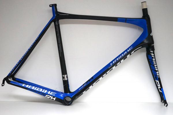 Haibike Speed RX carbon/matt-blau Rennrad Rahmenset (MY12) - nur 62cm