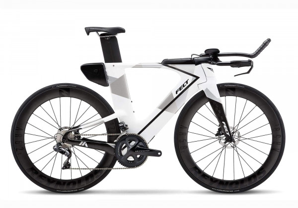 Felt IA Advanced Ultegra Di2 white/geo (2021)
