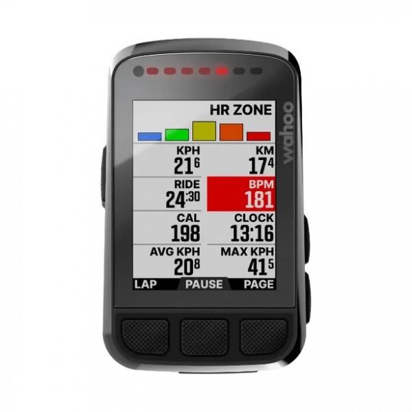 WAHOO ELEMNT BOLT GPS FAHRRADCOMPUTER (2022) - NEU