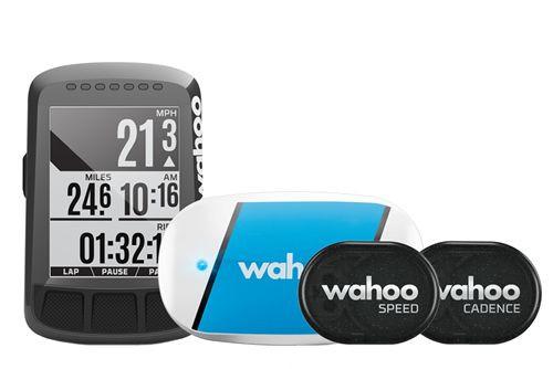 Wahoo ELEMNT BOLT GPS FAHRRADCOMPUTER SET (Bundle)