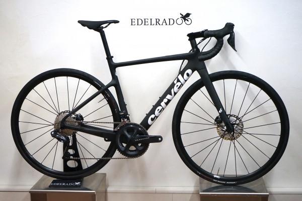 Cervelo Caledonia Ultegra Di2 (2021) black/white