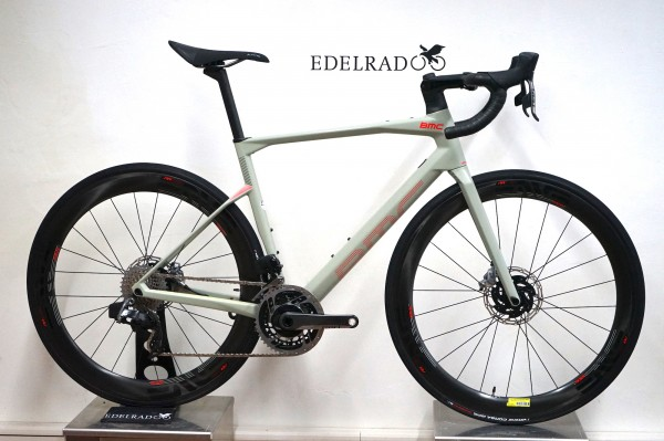 BMC RoadMachine 01 ONE (2020) Red eTap AXS RM01