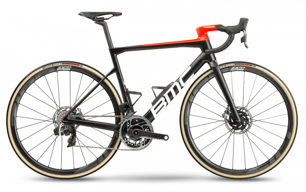 BMC TEAMMACHINE SLR01 ONE Limited (2021) Sram Red AXS 2x12 Zipp 202